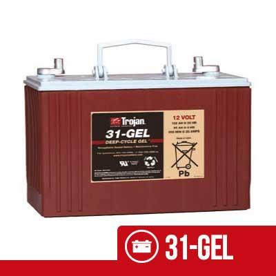 venta de baterias de gel en Guadalajara
